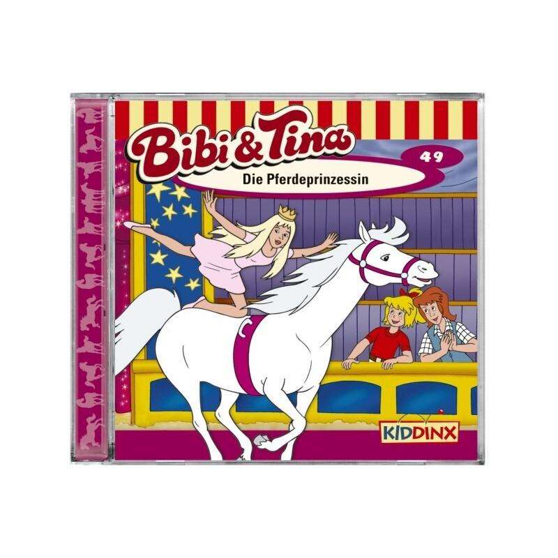 Bibi und Tina 49. Die Pferdeprinzessin als CD
