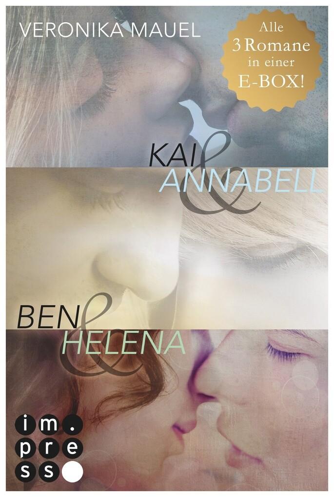 Kai & Annabell: + Ben & Helena (Alle Bände und der Spin-off in einer E-Box!) als eBook epub