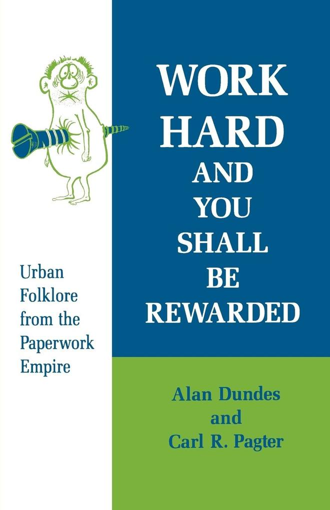 Work Hard and You Shall Be Rewarded als Taschenbuch