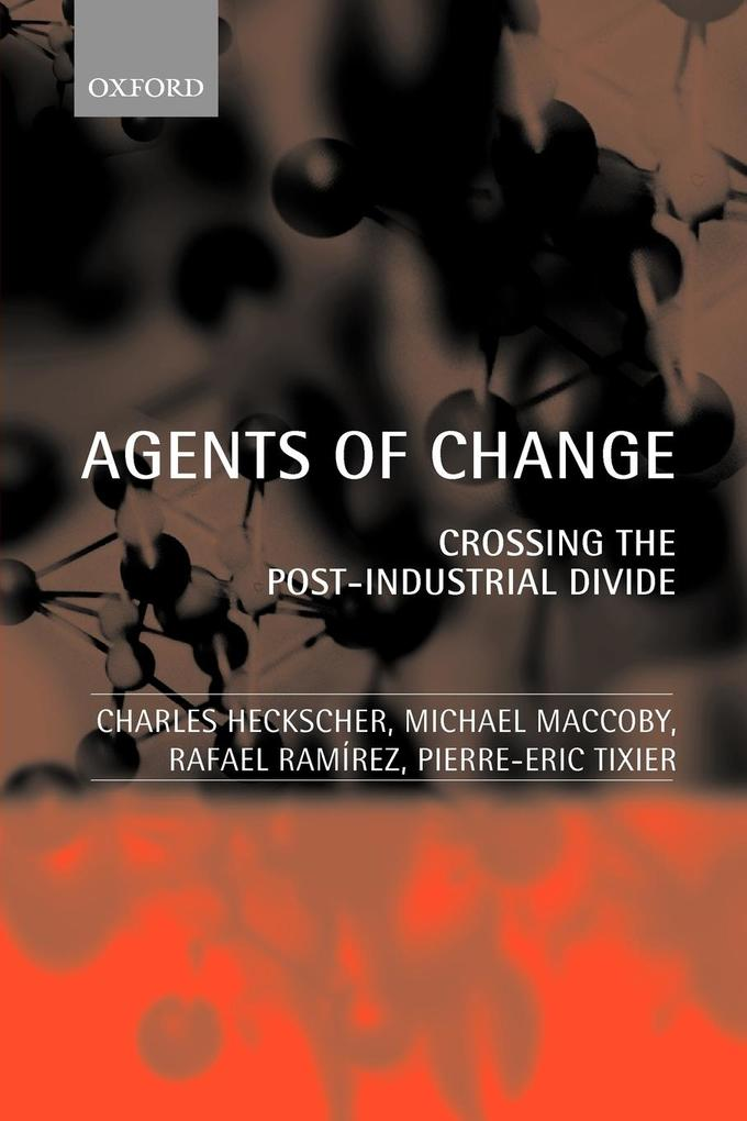 Agents of Change als Buch (kartoniert)