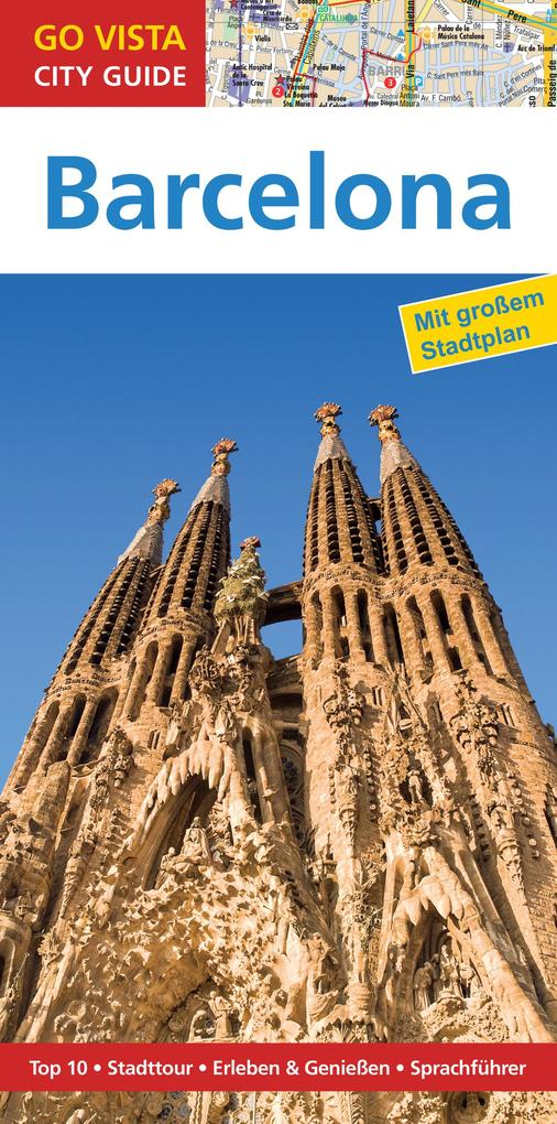 GO VISTA: Reiseführer Barcelona als eBook