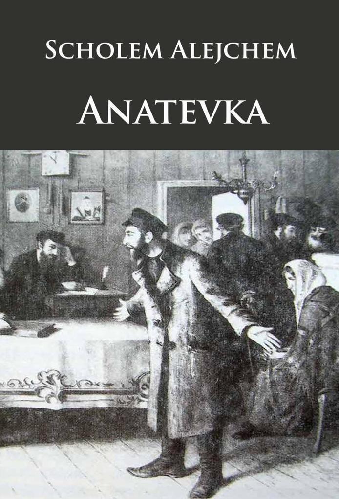 Anatevka als eBook epub