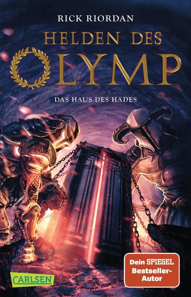 Helden des Olymp 4: Das Haus des Hades als Taschenbuch