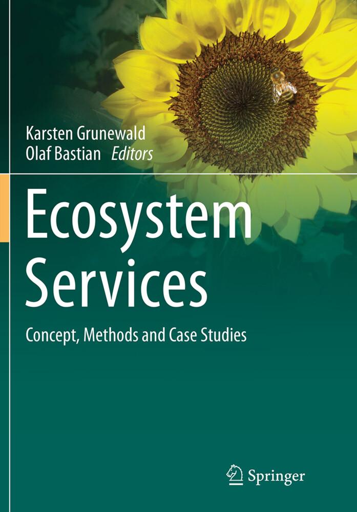 Ecosystem Services - Concept, Methods and Case Studies als Buch (kartoniert)