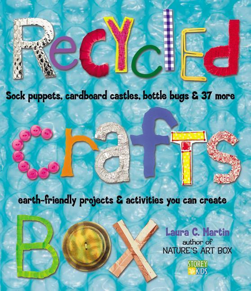 Recycled Crafts Box als Taschenbuch