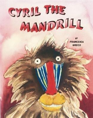 Cyril the Mandrill als Buch (gebunden)