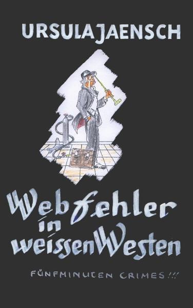 Webfehler in weissen Westen als Buch (kartoniert)