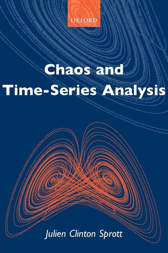 Chaos and Time-Series Analysis als Buch (kartoniert)