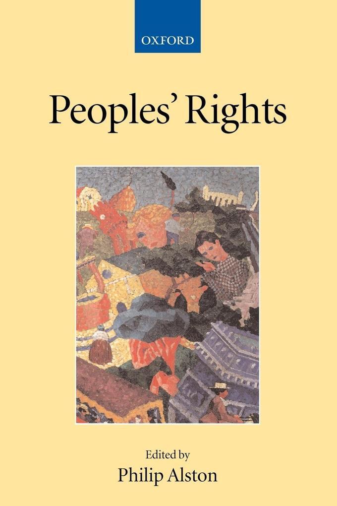 People's Rights als Buch (kartoniert)