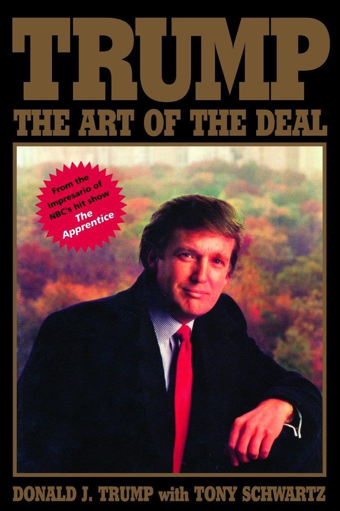 Trump als Buch (gebunden)