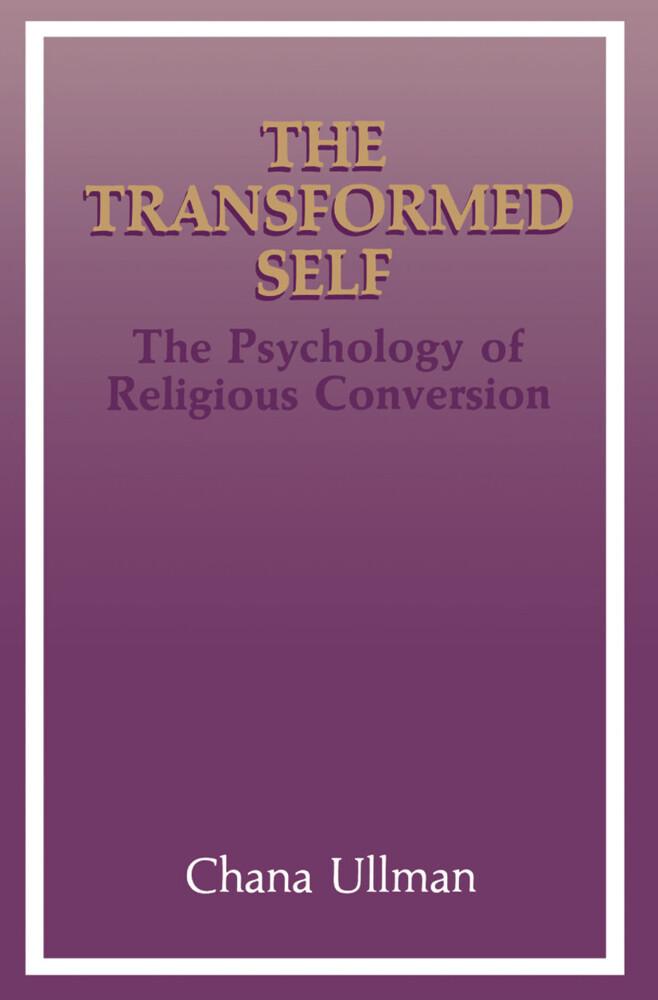 The Transformed Self als Buch (gebunden)