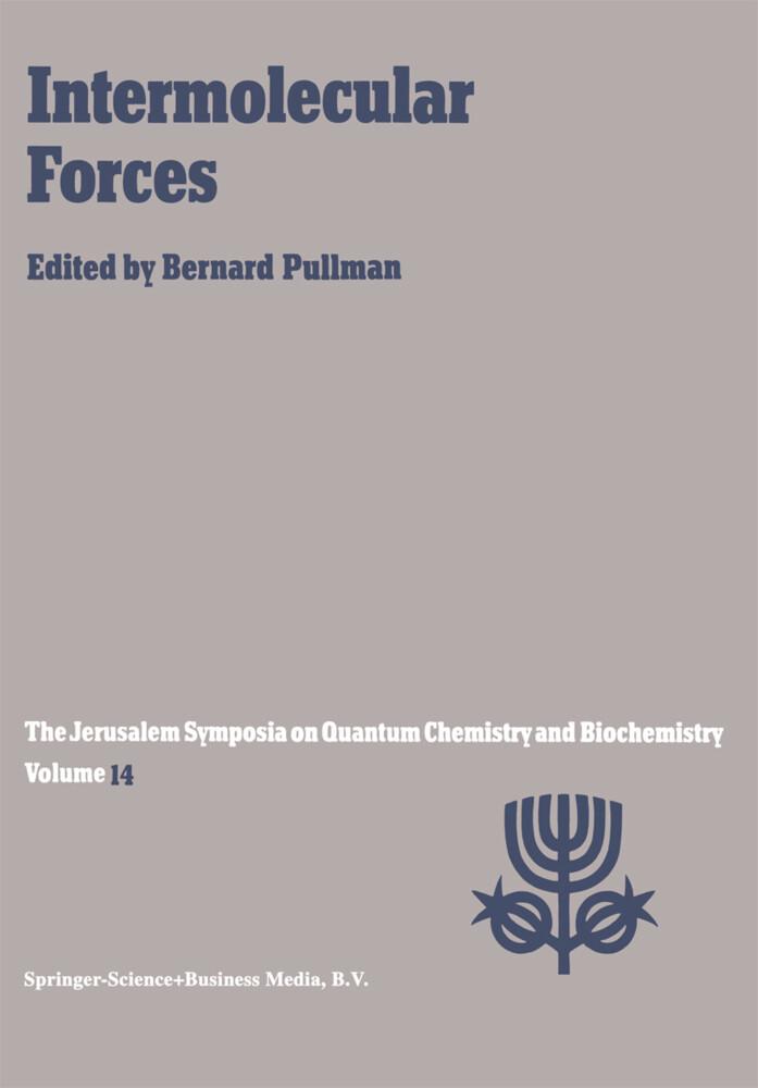 Intermolecular Forces als Buch (gebunden)