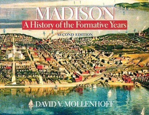 Madison, a History of the Formative Years als Buch (gebunden)