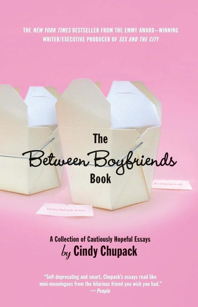 The Between Boyfriends Book als Taschenbuch