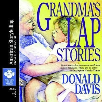 Grandma's Lap Stories als Hörbuch CD