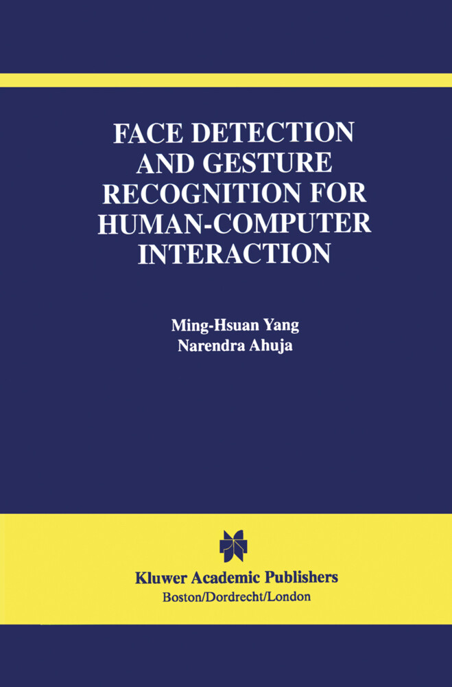 Face Detection and Gesture Recognition for Human-Computer Interaction als Buch (gebunden)