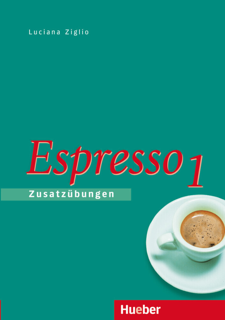 Espresso 1. Zusatzübungen als Buch (geheftet)