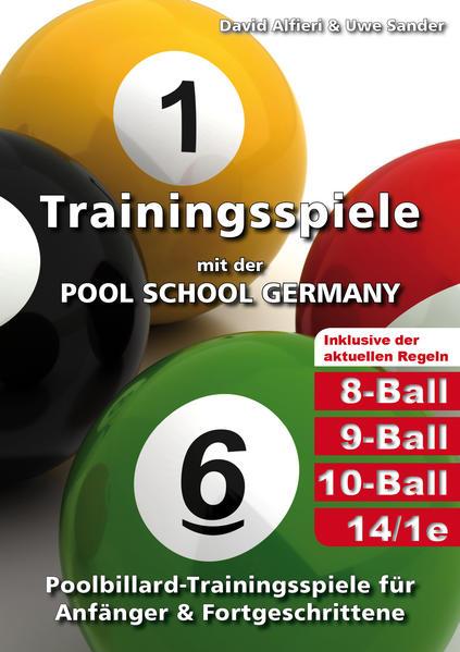 Trainingsspiele mit der Pool School Germany als Buch (kartoniert)