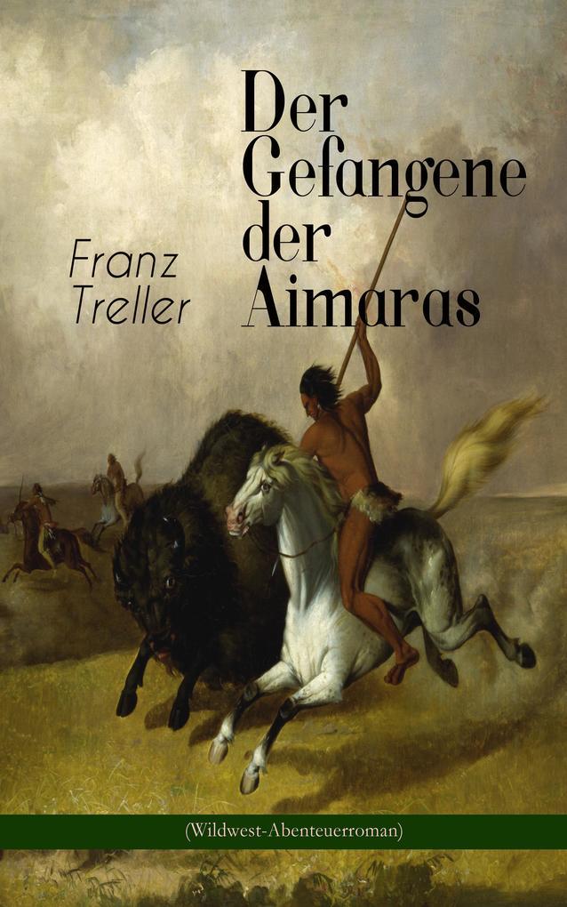 Der Gefangene der Aimaras (Wildwest-Abenteuerroman) als eBook epub