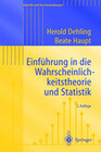 Einführung in die Wahrscheinlichkeitstheorie und Statistik