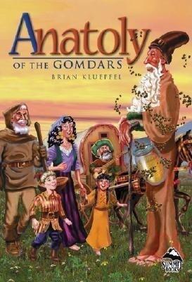 Anatoly of the Gomdars als Buch (gebunden)