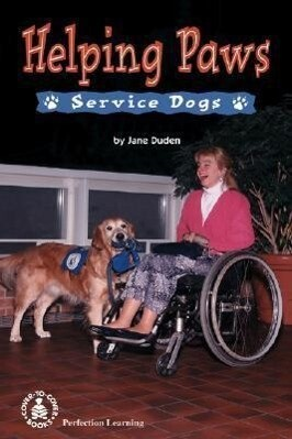 Helping Paws: Service Dogs als Buch (gebunden)