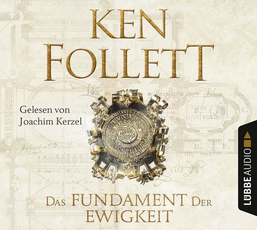 Das Fundament der Ewigkeit als Hörbuch CD