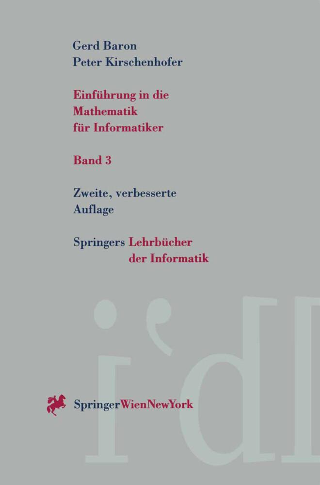 Einführung in die Mathematik für Informatiker als Buch (kartoniert)