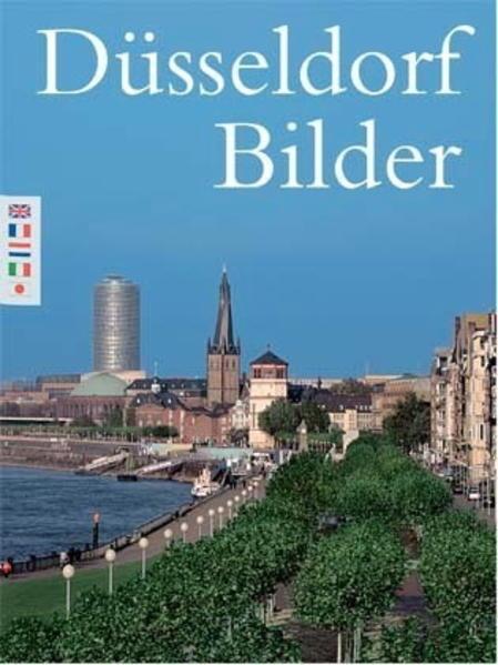 Düsseldorf Bilder als Buch (gebunden)