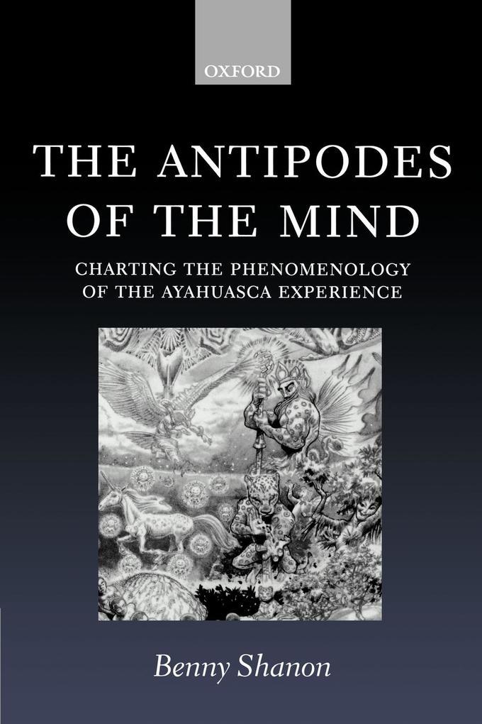 The Antipodes of the Mind als Buch (kartoniert)