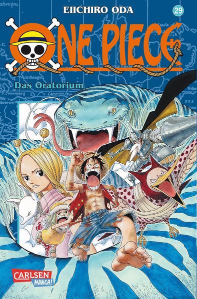 One Piece 29. Das Oratorium als Buch (kartoniert)
