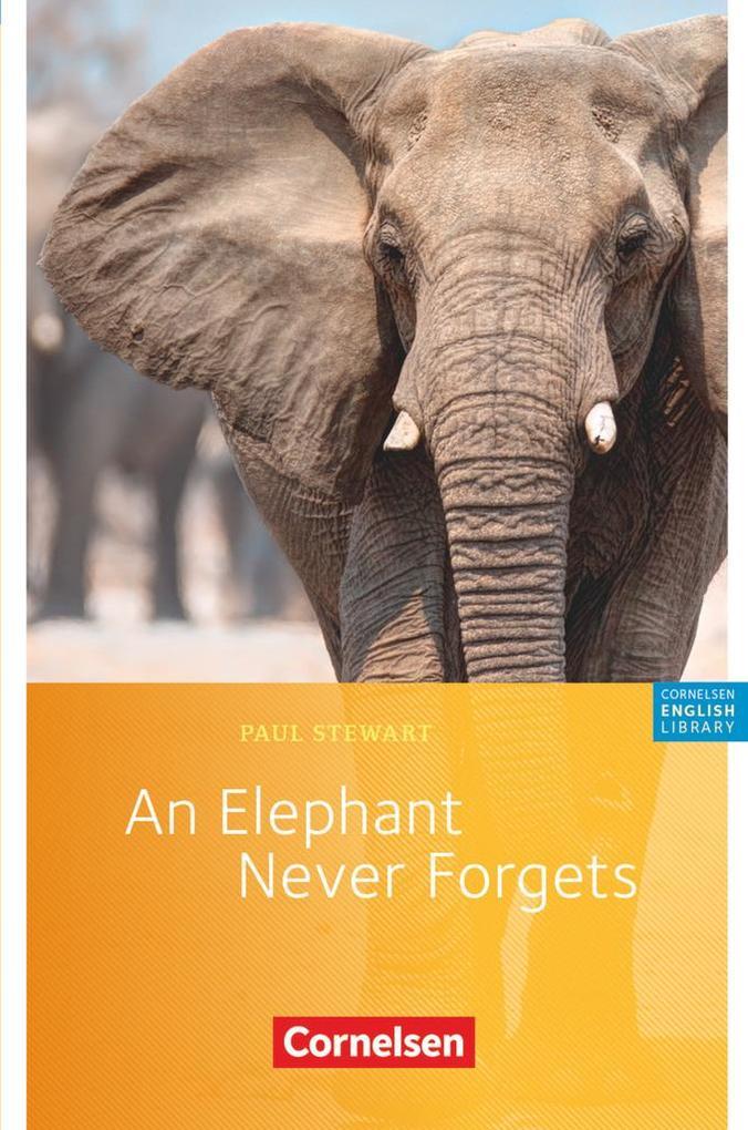 An Elephant Never Forgets als Buch (kartoniert)