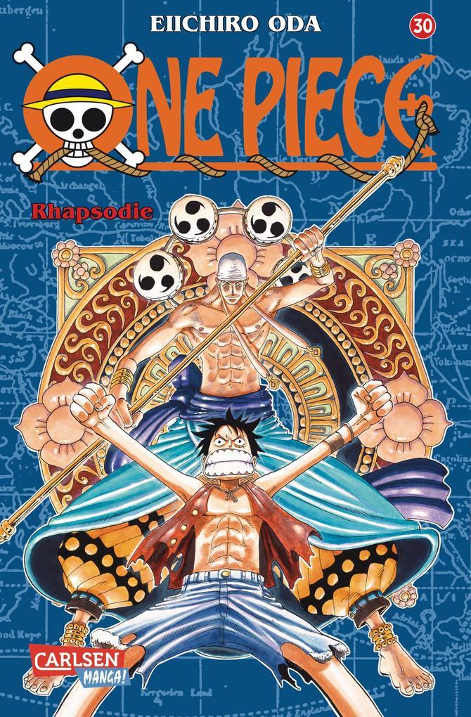 One Piece 30. Die Rhapsodie als Buch (kartoniert)