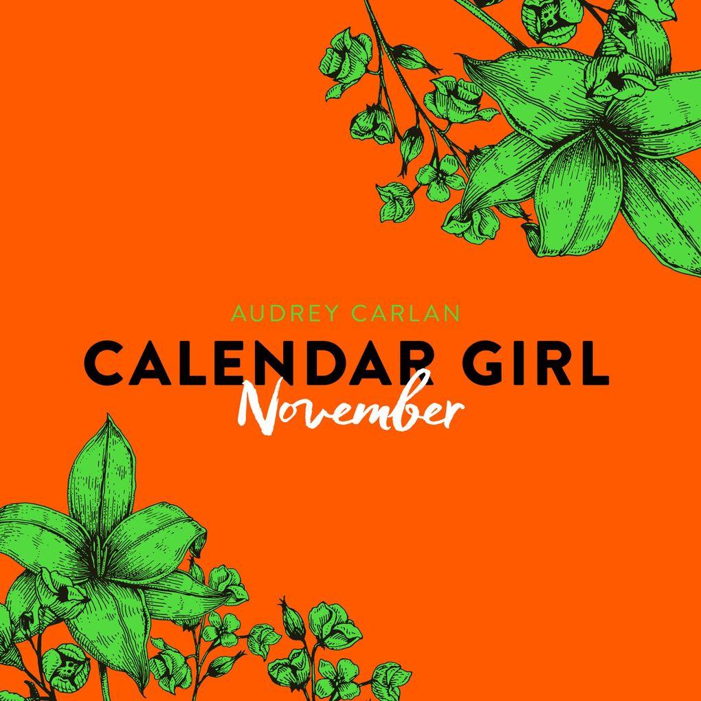 November - Calendar Girl 11 (Ungekürzt) als Hörbuch Download