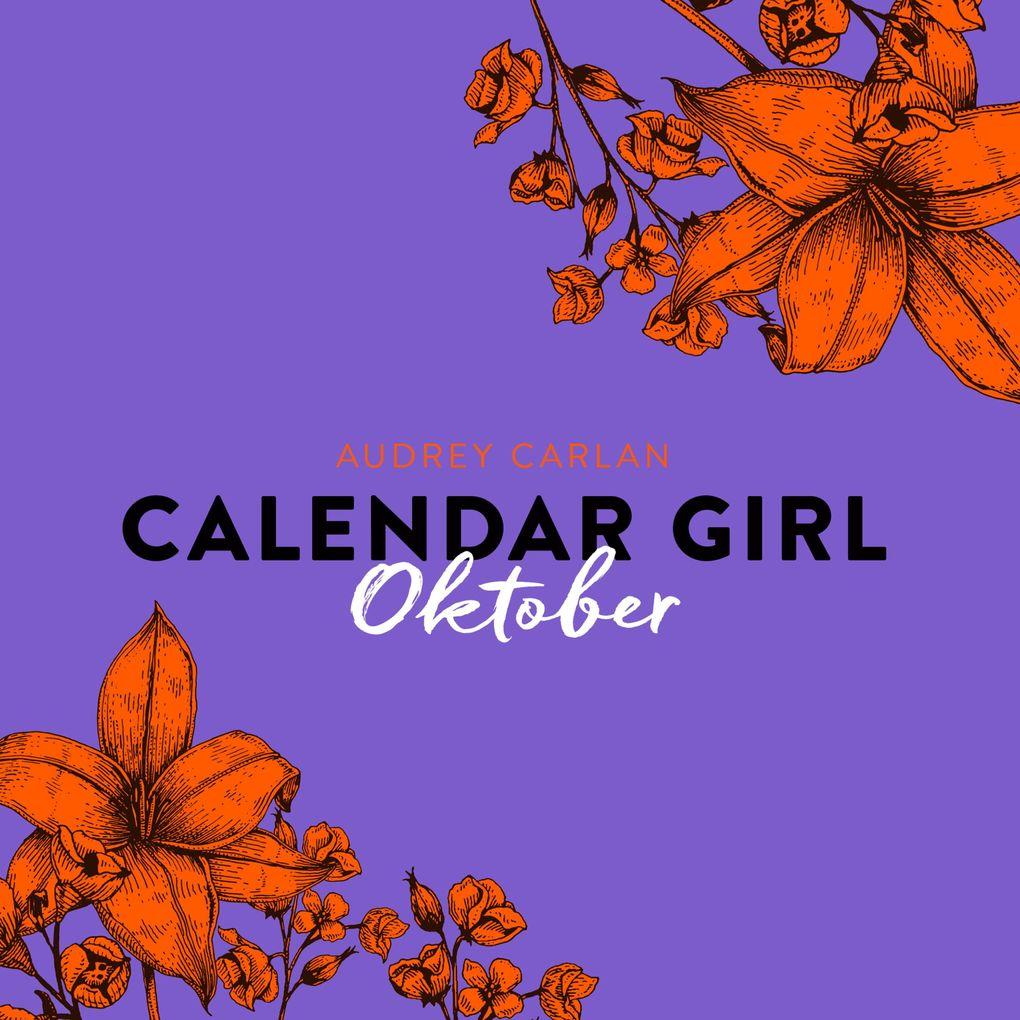 Oktober - Calendar Girl 10 (Ungekürzt) als Hörbuch Download