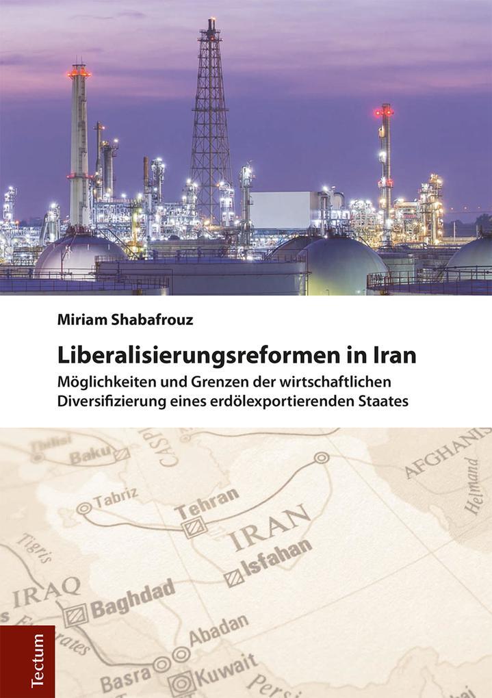 Liberalisierungsreformen in Iran als eBook epub