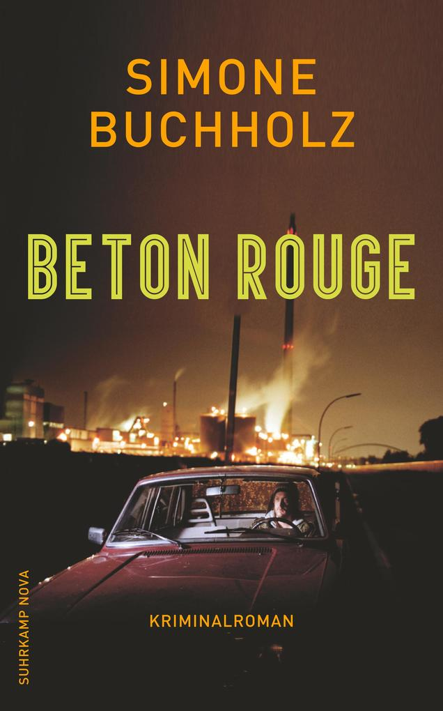 Beton Rouge als Buch (kartoniert)