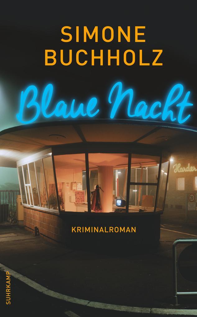 Blaue Nacht als Taschenbuch