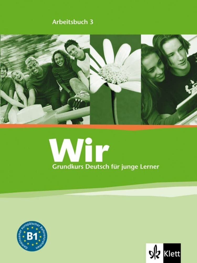 Wir. Grundkurs Deutsch für junge Lerner 3. Arbeitsbuch. Alle Bundesländer als Buch (geheftet)