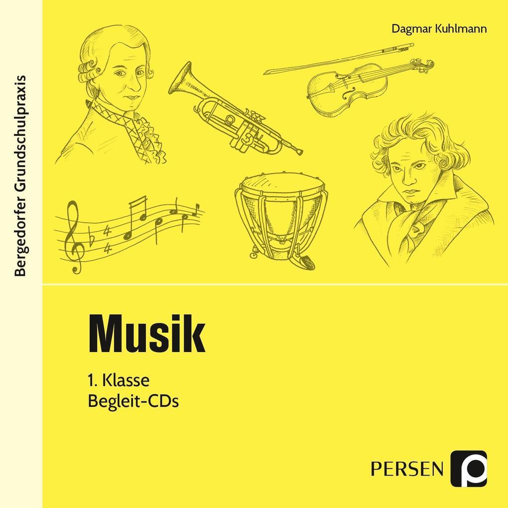 Musik - 1. Klasse. CD als CD
