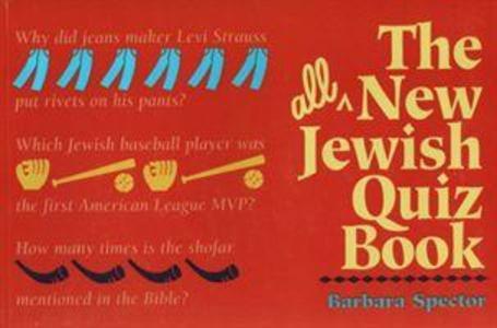 The All New Jewish Quiz Book als Taschenbuch