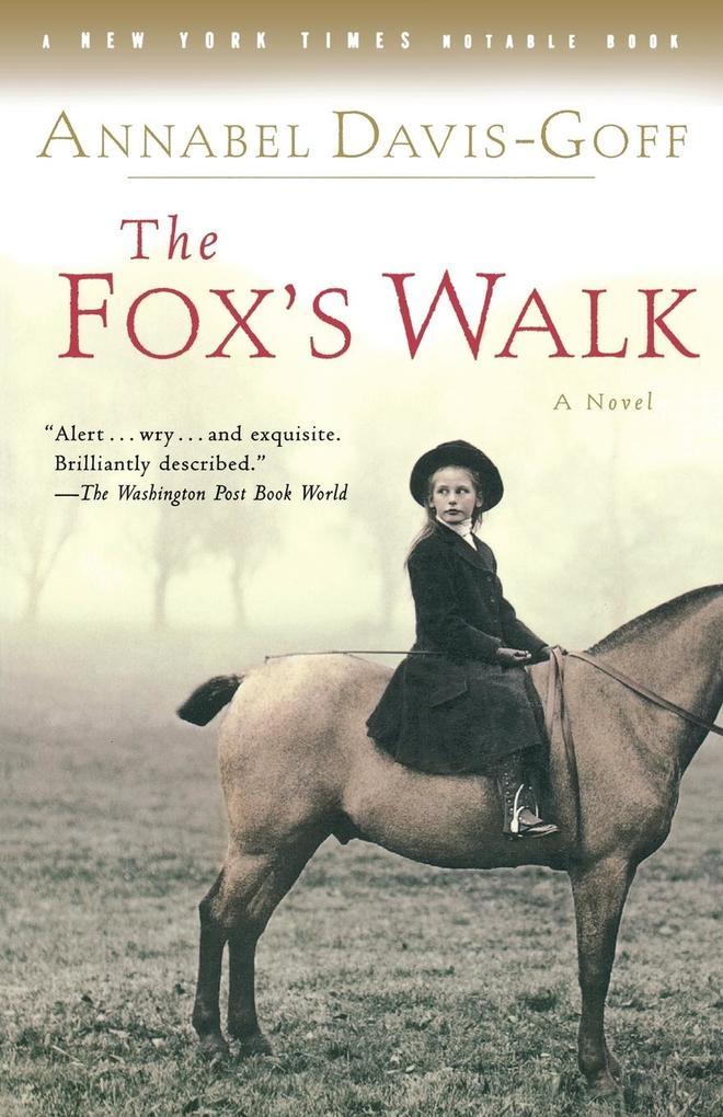 The Fox's Walk als Taschenbuch