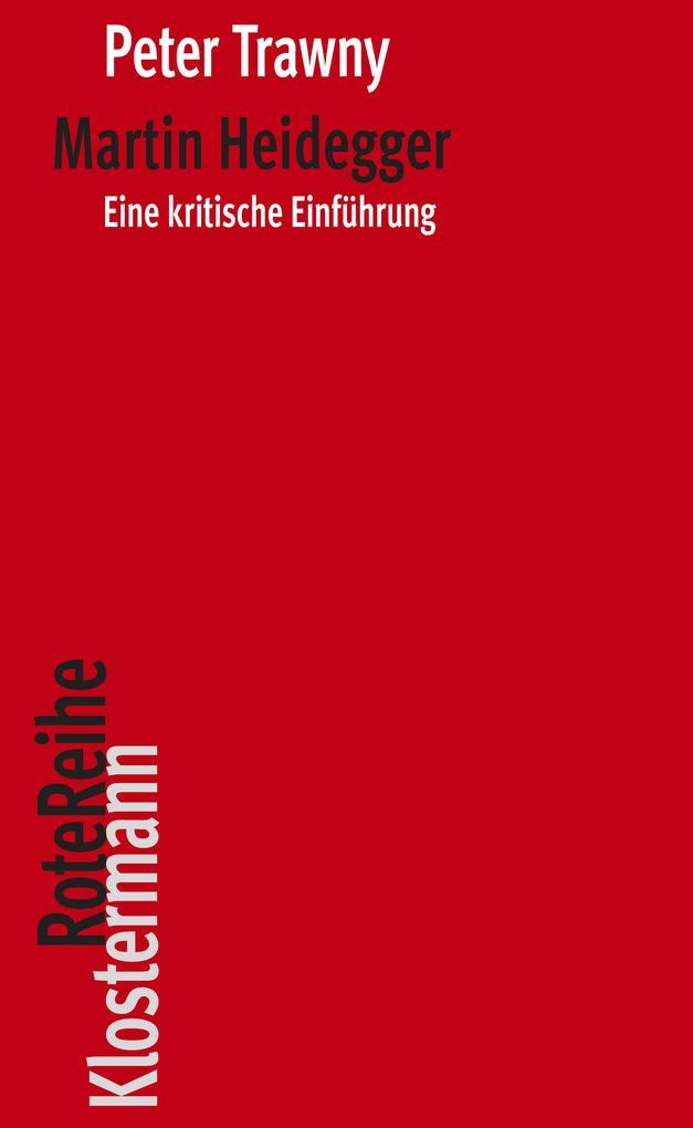 Martin Heidegger als eBook epub