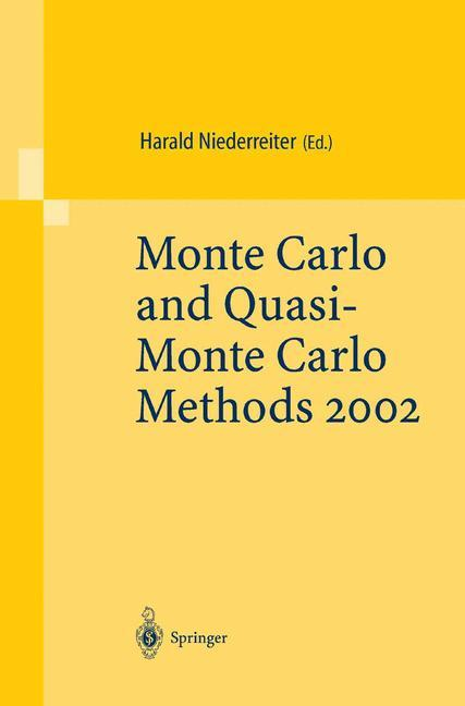 Monte Carlo and Quasi-Monte Carlo Methods 2002 als Buch (kartoniert)