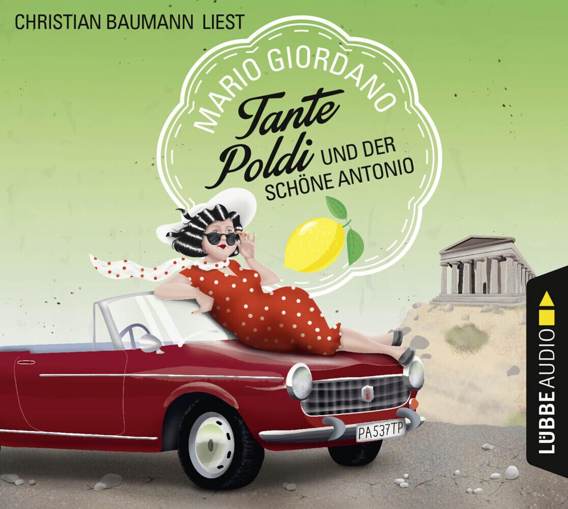 Tante Poldi und der schöne Antonio als Hörbuch CD