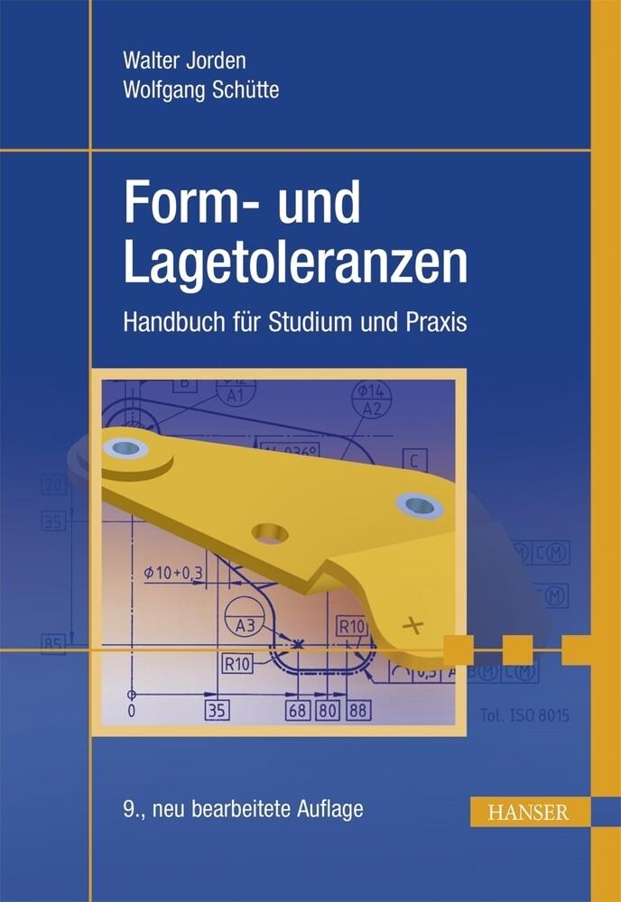 Form- und Lagetoleranzen als Buch (kartoniert)