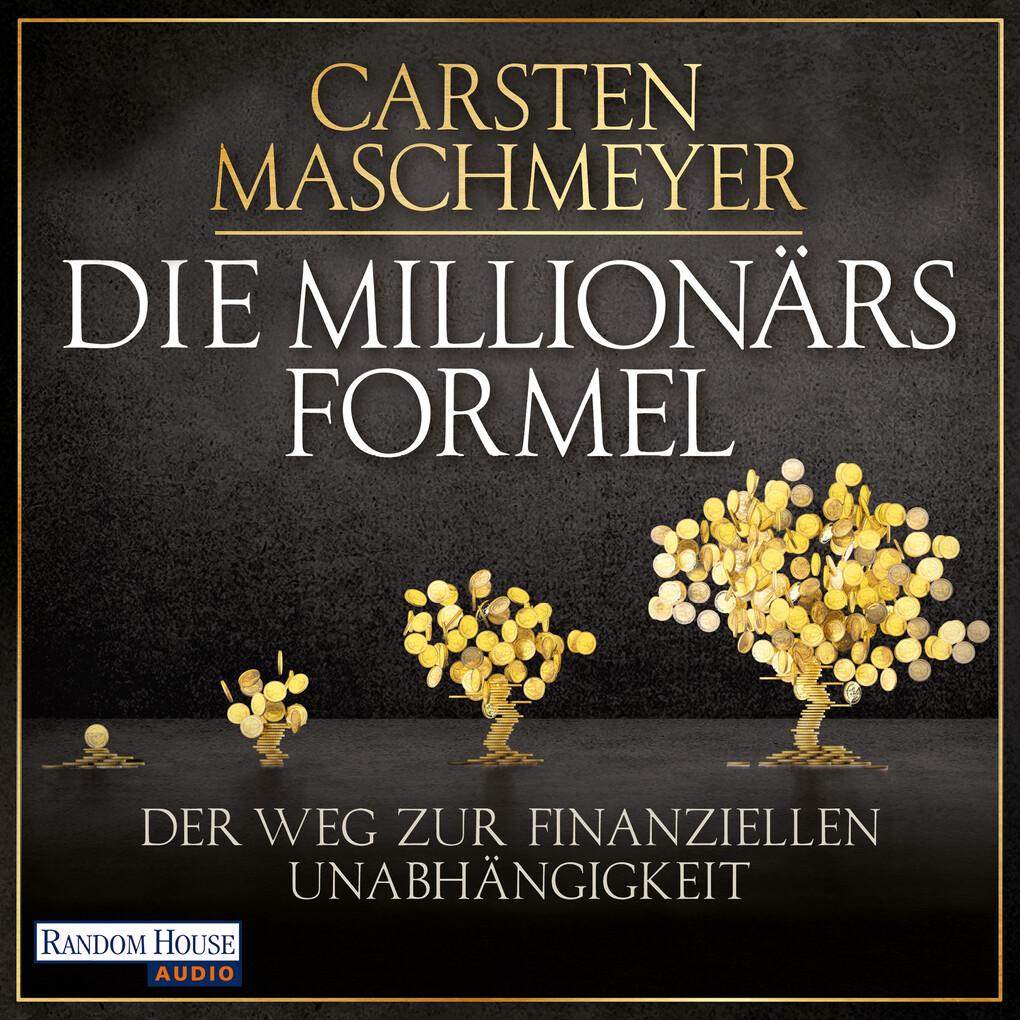 Die Millionärsformel als Hörbuch Download