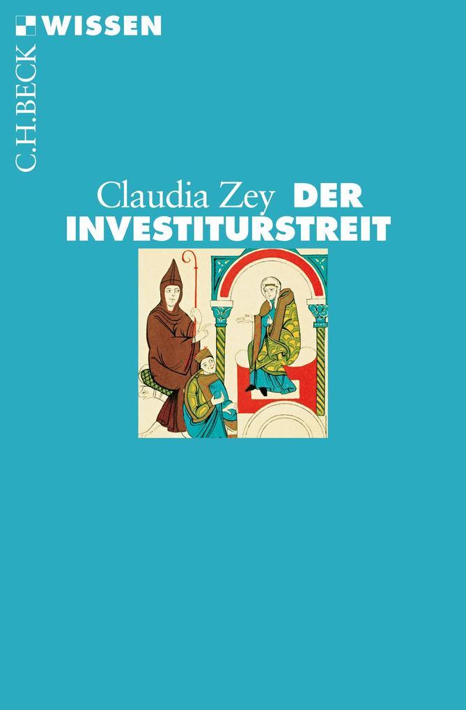 Der Investiturstreit als Taschenbuch