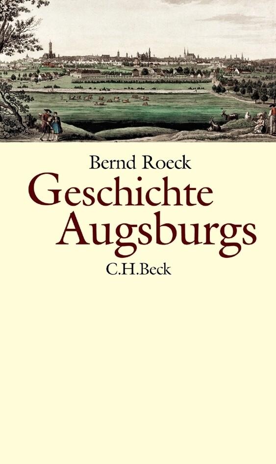 Geschichte Augsburgs als Buch (gebunden)