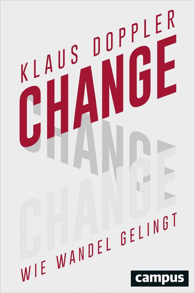 Change als Buch (gebunden)
